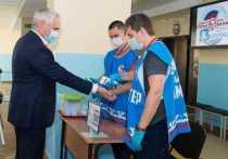 Глава Ноябрьска проголосовал за депутатов Заксобрания ЯНАО