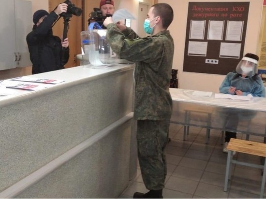 В Ленобласти началось досрочное голосование