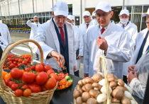 Министр экономического развития РФ посетил Калужскую область