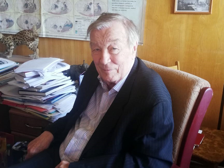 Академик Алексей Розанов: «Мы показали, что жизнь пришла из космоса»