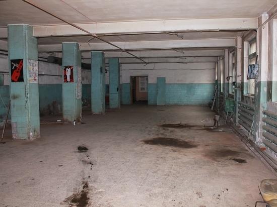 Неэксплуатируемое здание в центре Петрозаводска переделают под спортивный центр
