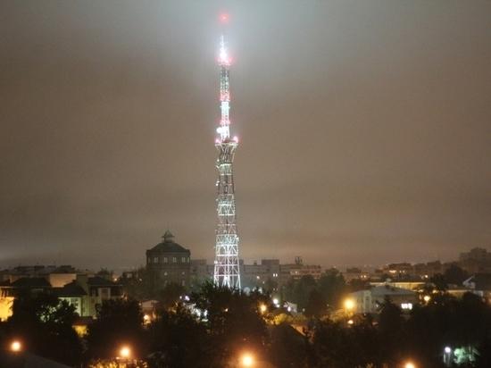 Костромская телебашня станет яркой, цветной и красивой
