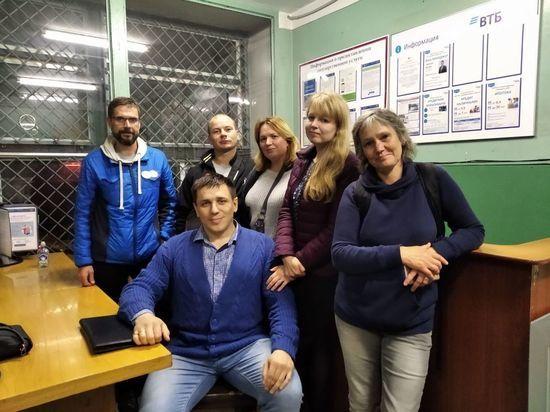 В Архангельской области продолжаются задержания активистов