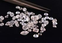 На аукцион выставили безупречный алмаз весом в 102 карата