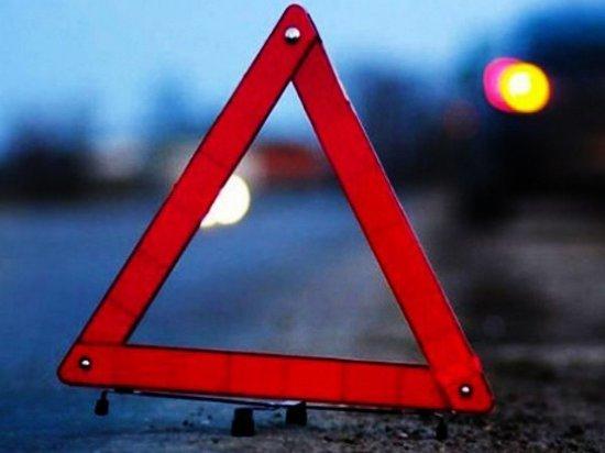 ДТП с маршруткой №50 и семью пострадавшими попало на видео