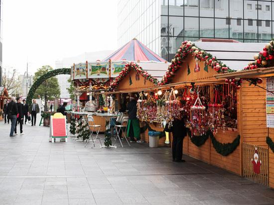 Германия: Рождественские рынки состоятся