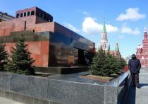 Зюганов назвал провокацией конкурс на переделку мавзолея Ленина