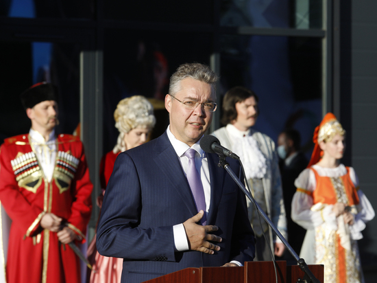 В столице СКФО открыли музейный комплекс «Россия – моя история»