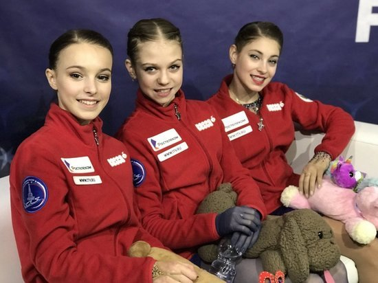 Трусова, Щербакова, Косторная, Медведева и вся сборная начинают сезон