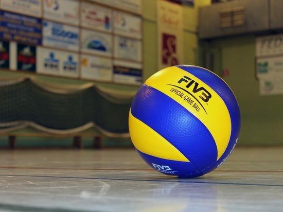 Этап Кубка России по волейболу в Петербурге отменили