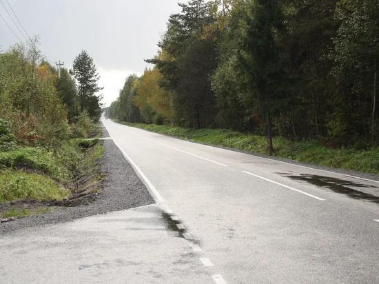 Дорога Ирдоматка – Романда построена в Череповецком районе