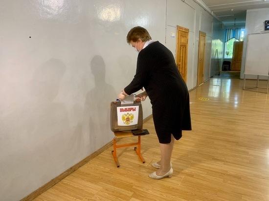 Ольга Окунева отметила удобство голосования на смоленских участках в течение трех дней
