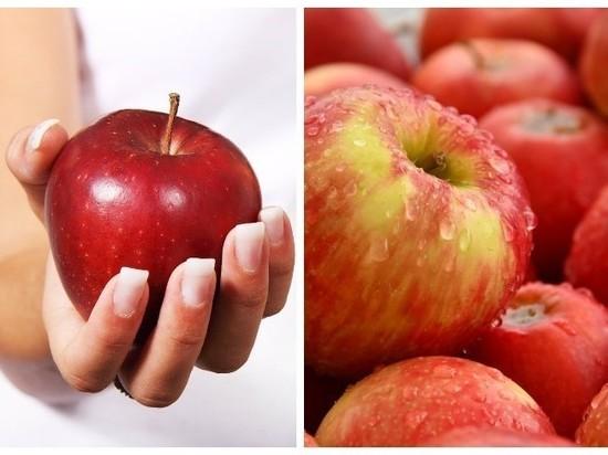 Врач развеял популярный миф о пользе яблок