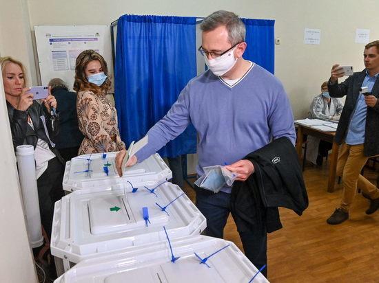Шапша проголосовал на выборах