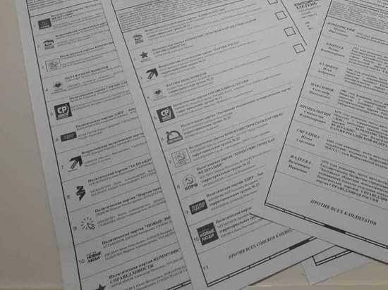 Явка на выборах в Калужской области в полдень достигла почти 27%