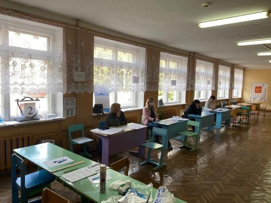 На 10:00 утра 13 сентября явка на выборах губернатора Смоленской области составила 17,62 процента