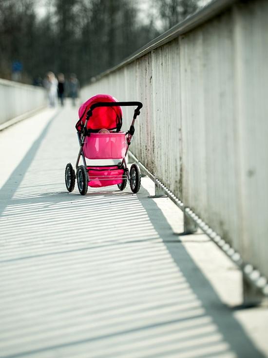 Пенсионер, уходя из гостей, прихватил чужую детскую коляску