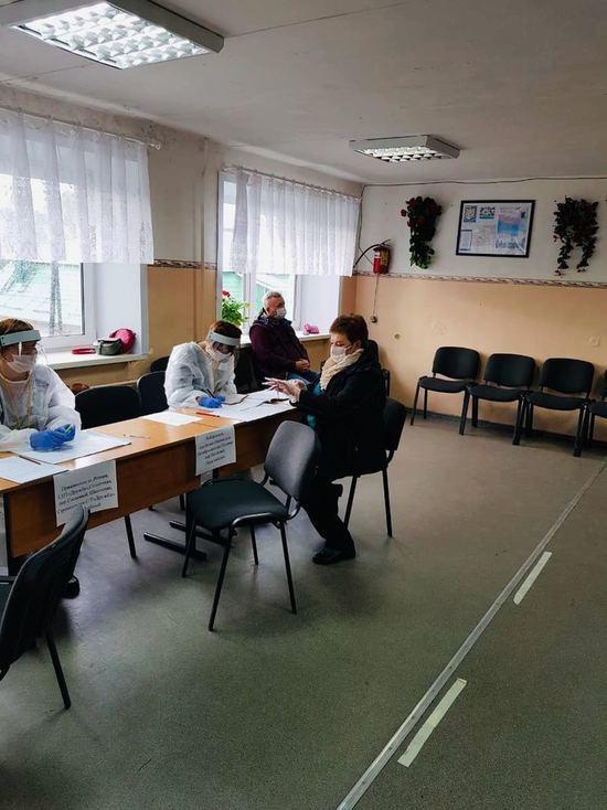 В Карелии сегодня проходит Единый день голосования