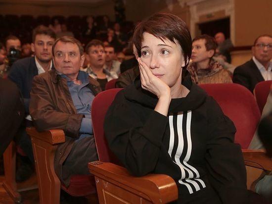 """Хаматова рассказала, останется ли в """"Современнике"""" после ухода Гармаша"""