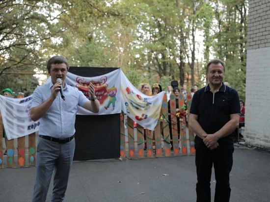 В Ставрополе торжественно открыли обновленную «Дубовую рощу»