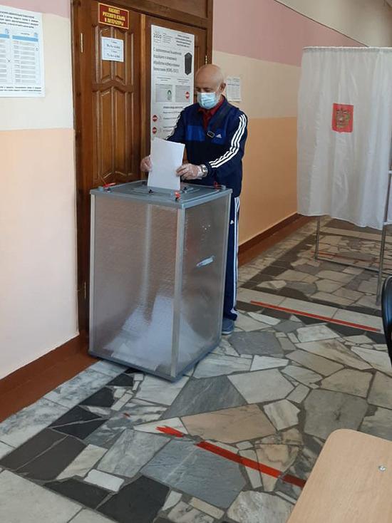 В единый день голосования жители Черноземья выбирают депутатов и губернаторов: трансляция