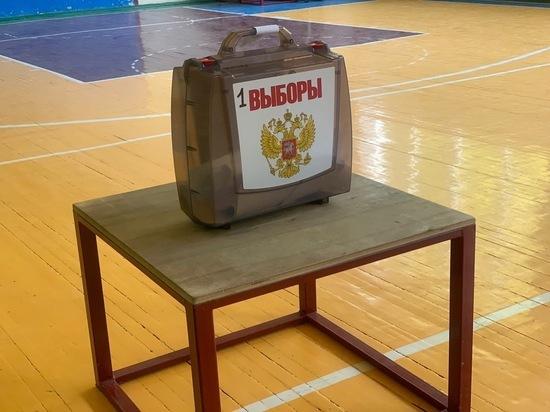 К 15:00 в Смоленской области проголосовали почти 25 процентов избирателей