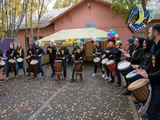 Фестиваль уличной музыки и искусства состоялся в Мурманске
