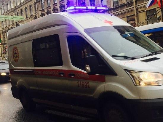 Шесть человек пострадали в ДТП под Петергфом