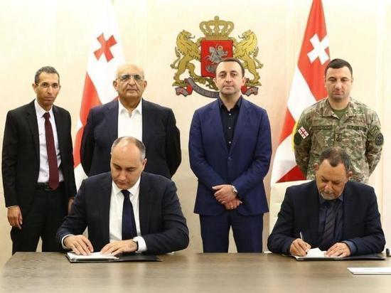 Израиль модернизирует грузинские ПВО
