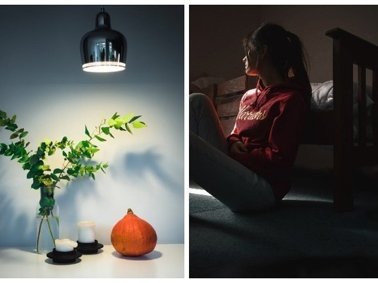 Врач рекомендует использовать лампы от осенней депрессии