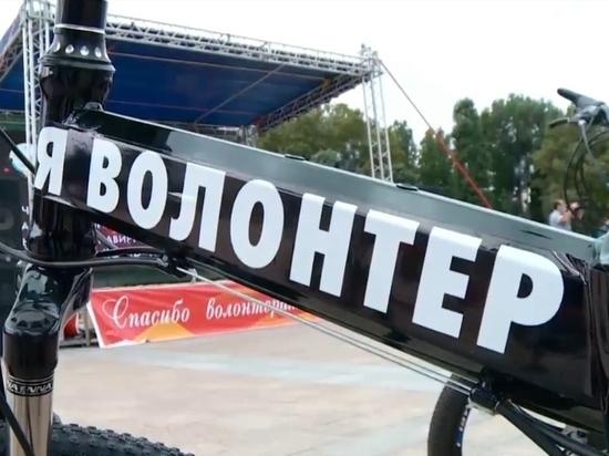 Волонтер из Дагестана продал подаренный властями велосипед