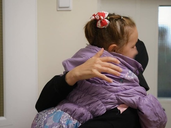 Вывезенных из Сирии детей передали родным в КБР и Дагестане