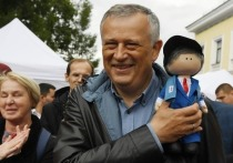 Александр Дрозденко победил на выборах губернатора Ленобласти