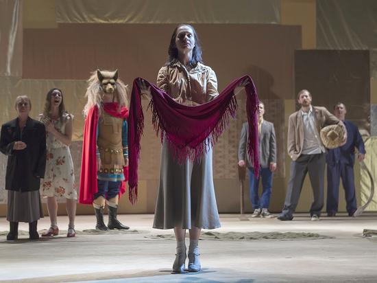 Псковский драмтеатр предлагает погнаться «За двумя зайцами»