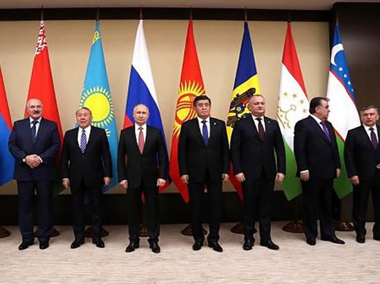 Кыргызстан стал меньше сотрудничать со странами СНГ
