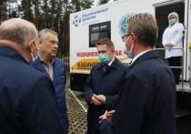 Первая партия российской вакцины «Спутник V» поступила в Ленобласть в субботу, 12 сентября. 47-й регион оказался в числе первых, куда был направлен препарат, разработанный в Центре им. Гамалеи.