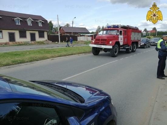 В Малоярославце иномарка сбила 10-летнего мальчика