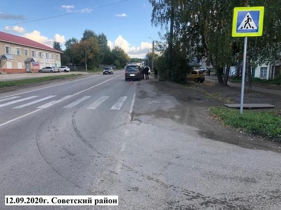 ДТП в Советском районе: пострадала 6-летняя девочка