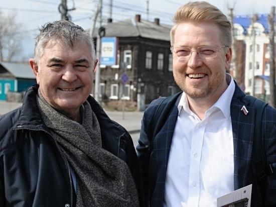 Главный «яблочник» страны предложил президенту провести в Томске заседание Совета по делам культуры