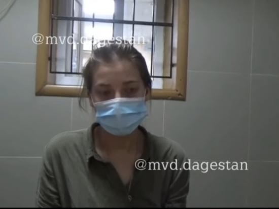 Молодую жительницу Дагестана задержали при сбыте наркотиков