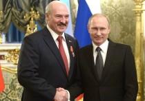 Президент России и президент Белоруссии встретились в Сочи