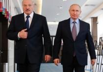 Президент Владимир Путин в ходе встречи с белорусским лидером Александром Лукашенко в Сочи сделал заявление о политической ситуации в этой стране
