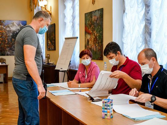 Явка на выборах в Краснодарском крае составила более 68%