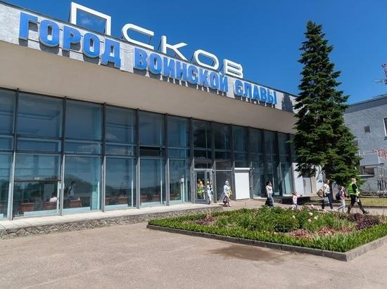 Чаще всего в этом году псковичи летали в Москву