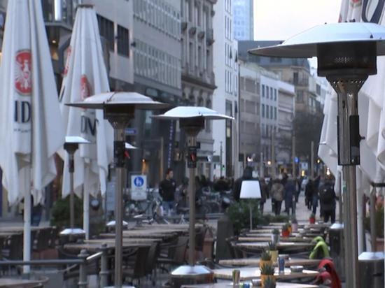 Германия: Этой зимой на улицах Франкфурта будет жарко