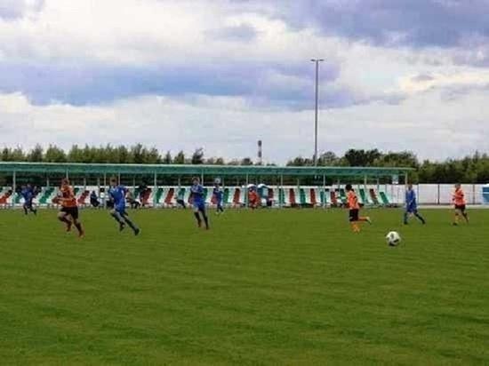 В Калуге строительство крытого футбольного манежа под угрозой срыва