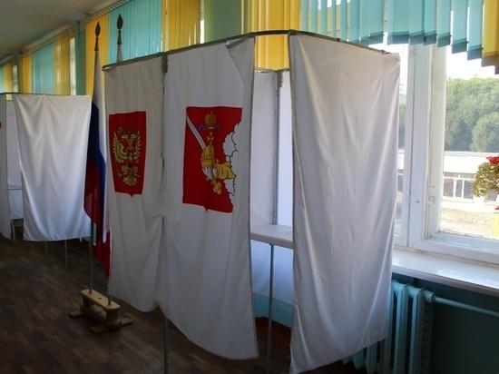 Единый день голосования прошел на территории Вологодской области