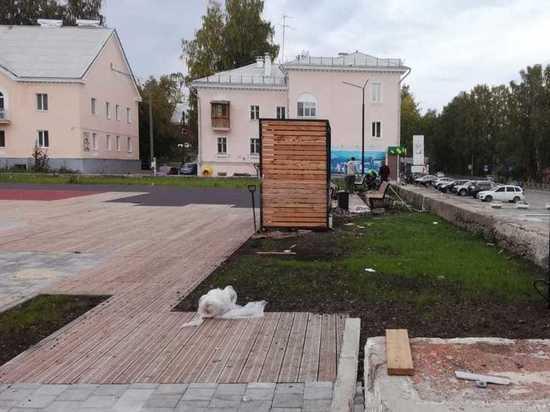 Городские власти намерены выплатить 11 млн за размещение элементов благоустройства в опасной близости от теплотрассы