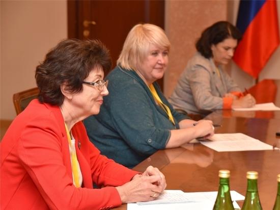 В Чебоксарах состоялась встреча с членами экспертного совета всероссийского конкурса