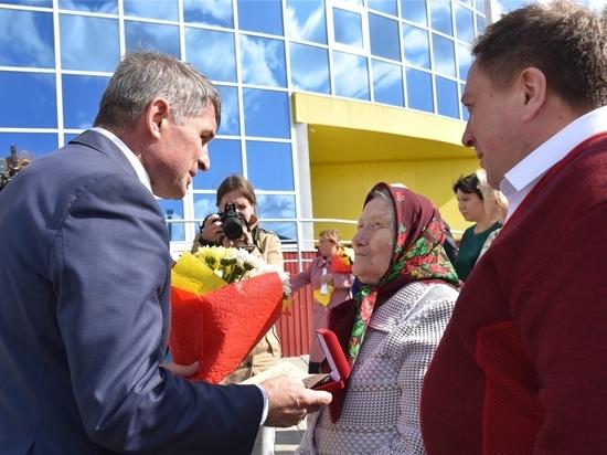 Олег Николаев посетил тримуниципалитета